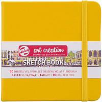 Блокнот для графики Royal Talens, Talens Art Creation 12x12 см, желтый (9314114M)