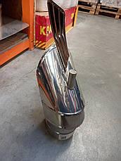 Флюгер для дымохода AISI 304, фото 3