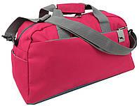 Женская спортивная сумка для фитнеса 18 л Wallaby 2151 розовая