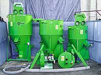 Смесители кормов + зернодробилки от производителя