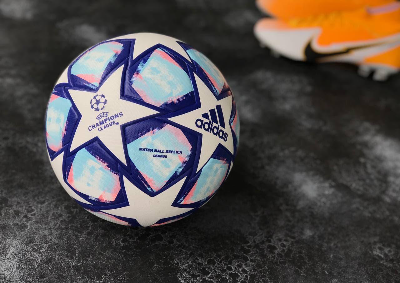 Футбольный Мяч Adidas Champions League Final Istanbul 2020