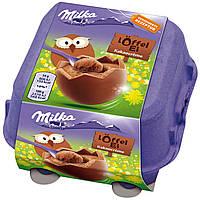 Шоколадные яйца Milka Loffel Ei Kakaocreme 4s 136 g