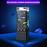 Диктофон профессиональный стерео Hyundai E-750 16 Гб VOX датчик голоса, фото 3