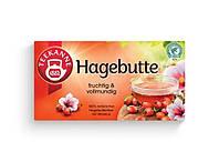 Чай Teekanne Hagebutte Шипшина Гібіскус 20s 70 g