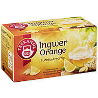 Чай Teekanne Ingwer Orange Імбир Апельсин18ѕ 32 g