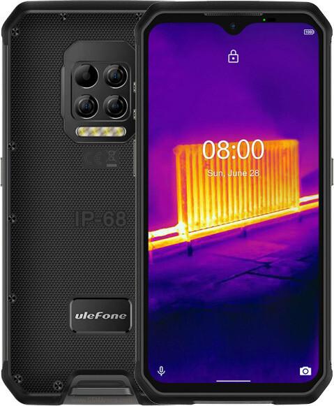 Смартфон Ulefone ARMOR 9E 8/128GB Black