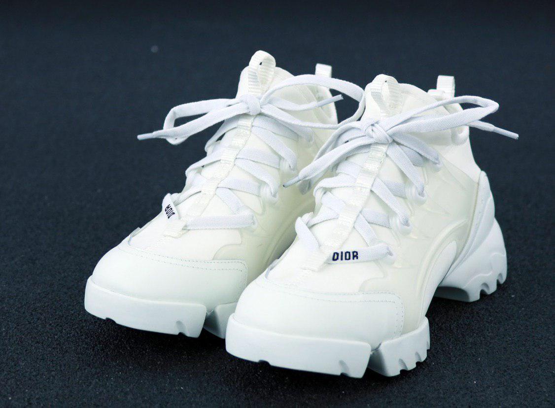 Женские белые Кроссовки Dior