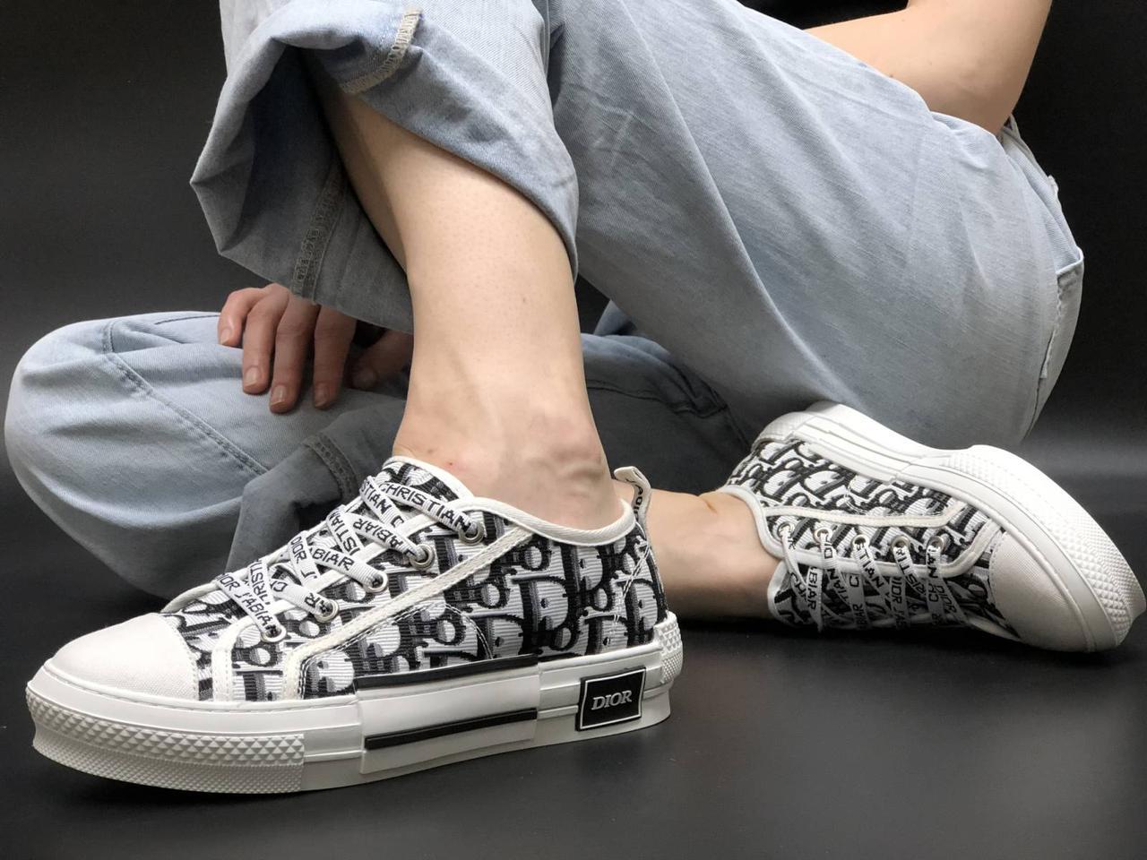 Жіночі білі Кросівки Dior Sneakers