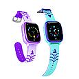"""Дитячі смарт-годинник KidsWatch S30 (1.3"""", IP67, Camera, 4G Video Call, LBS/GPS/WiFi) (Pink/Blue), фото 3"""