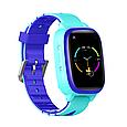"""Дитячі смарт-годинник KidsWatch S30 (1.3"""", IP67, Camera, 4G Video Call, LBS/GPS/WiFi) (Pink/Blue), фото 2"""