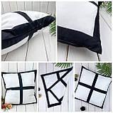 Печать на подушке с окошками 4шт, фото 2