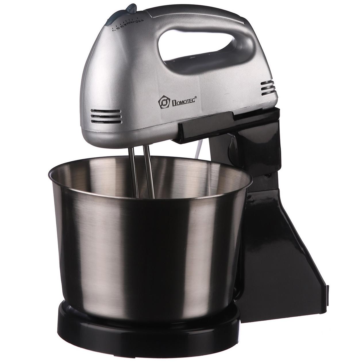 Міксер кухонний з чашею Domotec 2 л 200 Вт