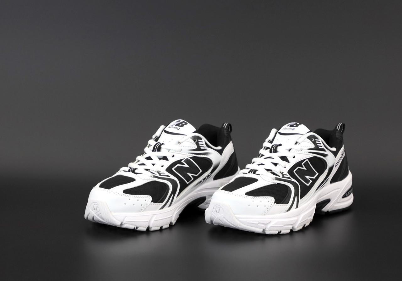 Жіночі білі Кросівки New Balance 530