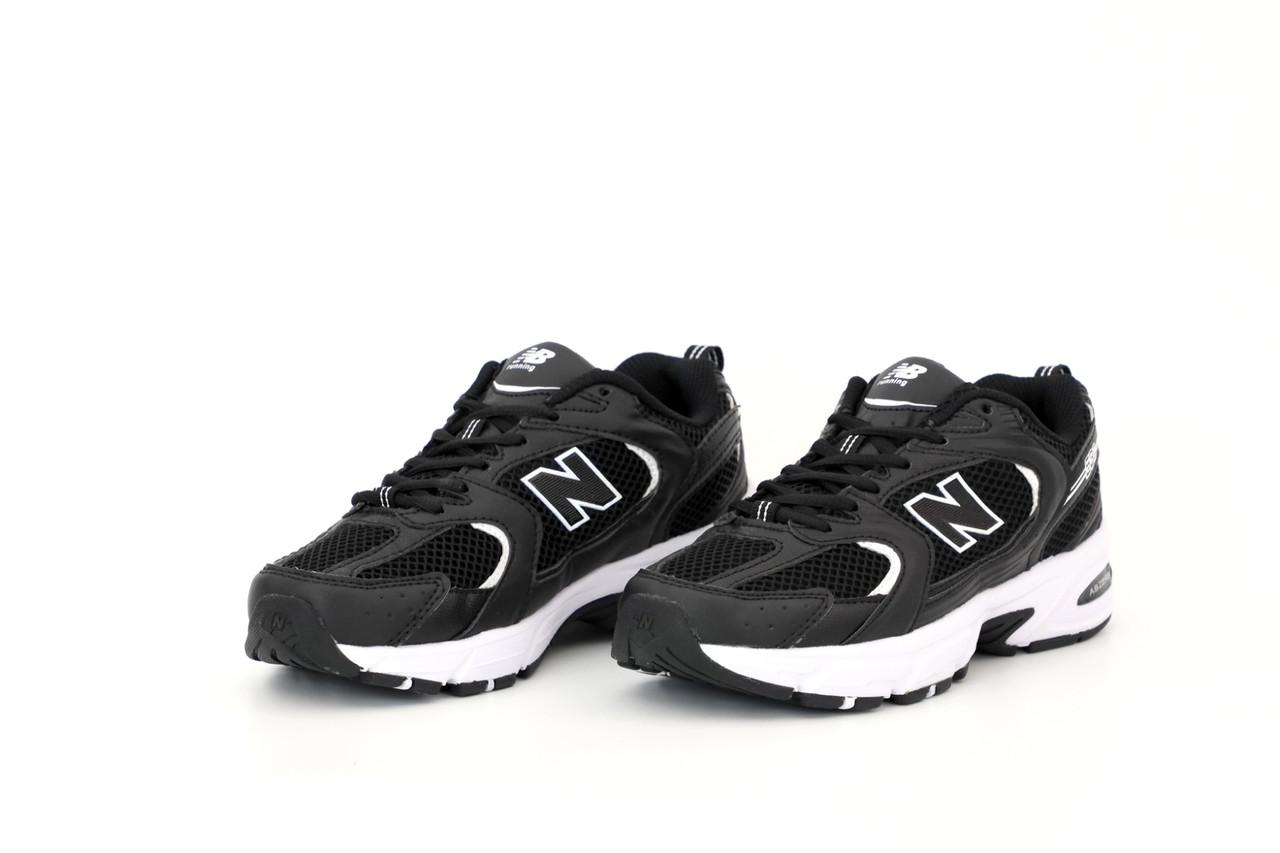 Женские черные Кроссовки New Balance 530