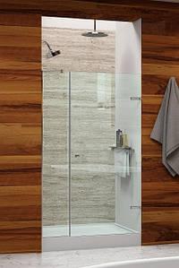 Душевые двери Andora Relax 90х200, профильная система, сатин