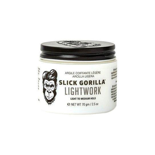 Матовий крем для укладання волосся Slick Gorilla LightWork 70г