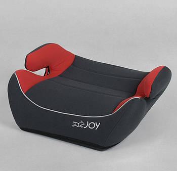Бустер автомобильный 30448 JOY группа 2/3, вес ребенка 15-36 кг