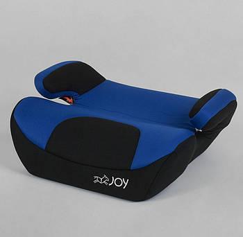 Бустер автомобильный 27151 JOY группа 2/3, вес ребенка 15-36 кг
