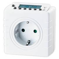 Розетка-таймер недельный для отключения электроприборов (электронная) Feron
