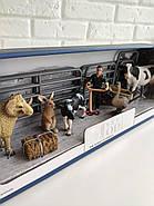 """Большой игровой набор """"Животные для фермы"""" Series Model Q 9899-U4-1, фото 2"""