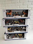 """Большой игровой набор """"Животные для фермы"""" Series Model Q 9899-U4-1, фото 3"""