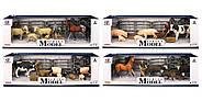 """Большой игровой набор """"Животные для фермы"""" Series Model Q 9899-U4-1, фото 4"""