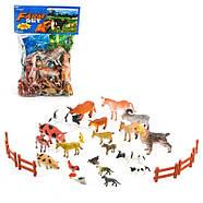 """Большой игровой набор """"Животные для фермы"""" H 638, фото 2"""