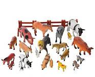 """Большой игровой набор """"Животные для фермы"""" H 638, фото 3"""