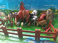 """Большой игровой набор """"Животные для фермы"""" H 638, фото 4"""