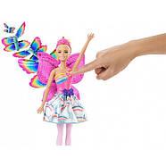 Кукла Barbie Фея Летающие Крылья, фото 5