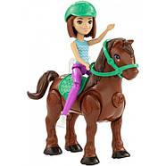 Кукла Barbie On the GO с пони, фото 3