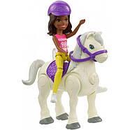 Кукла Barbie On the GO с пони, фото 5