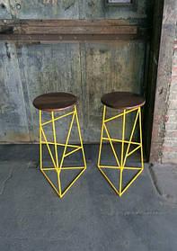 Барний стілець в стилі LOFT (Bar Stool - 38)