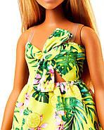 """Лялька """"Модниця"""" в лимонному сарафані Barbie, фото 6"""