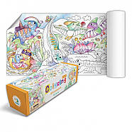 Розмальовка Динозаври Dodo (міні розмальовка) 300328, фото 2