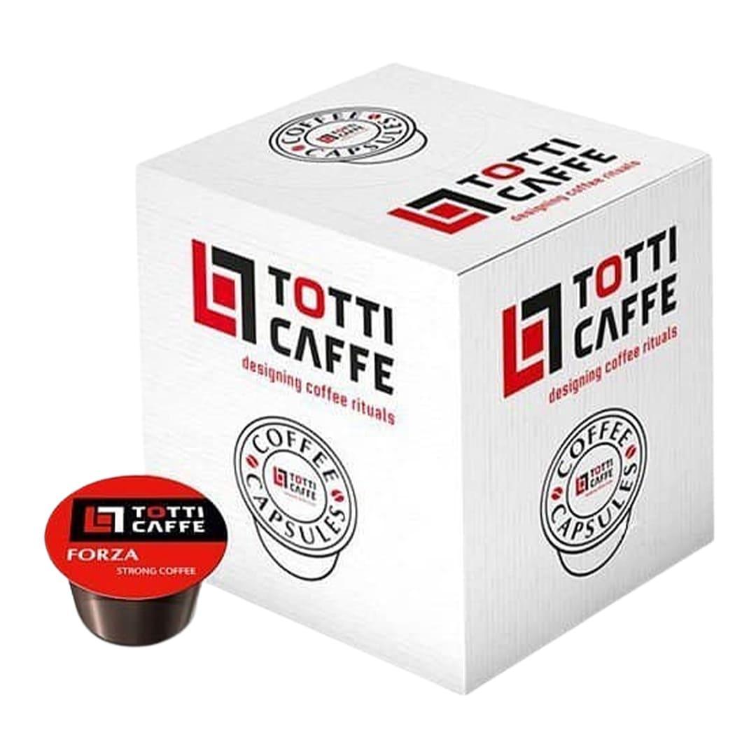 Кава в капсулах Totti Caffe Forza 100 шт