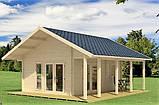 Дом из термообработанного бруса 25 м2. от производителя Thermo Wooden House 142, фото 2