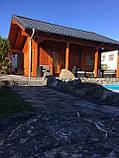 Дом из термообработанного бруса 25 м2. от производителя Thermo Wooden House 142, фото 3