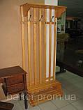 Вешалка напольная деревянная от производителя, фото 6