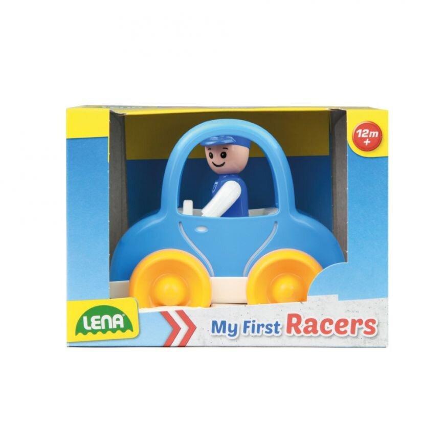 Поліцейська машина Мої перші перегони Lena 1574