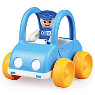 Поліцейська машина Мої перші перегони Lena 1574, фото 2