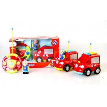 Пожарная машина на радиоуправлении 6613
