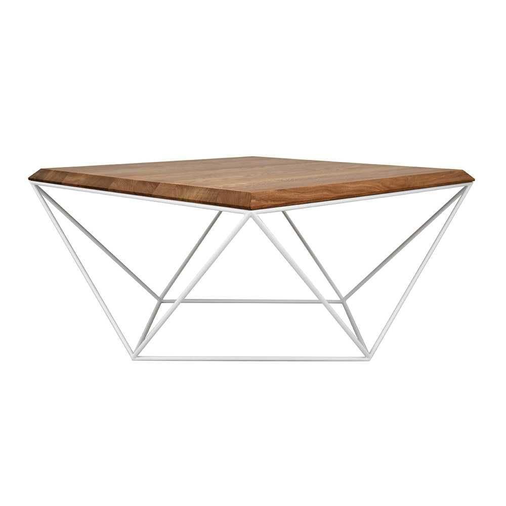 Кавовий Журнальний столик у стилі LOFT (Table - 723)