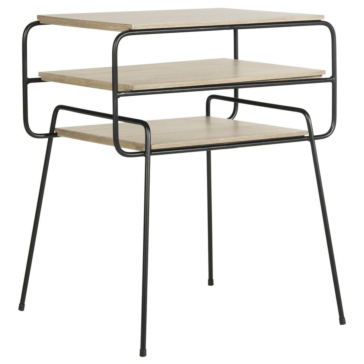 Прикроватный столик в стиле LOFT (Table - 325)