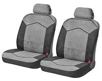 Маечки на передние сиденья GOTHIC ✓ цвет: серый