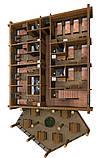 Деревянный мини отель, гостиница из бруса, фото 8