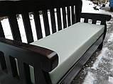 Комплект дерев'яних меблів з диваном від виробника, фото 3