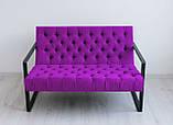 Лаунж диван в стиле LOFT (Sofa - 66), фото 3