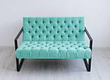 Лаунж диван в стиле LOFT (Sofa - 66), фото 4