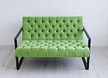 Лаунж диван в стиле LOFT (Sofa - 66), фото 5
